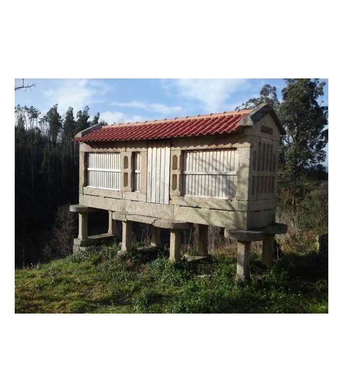 Casa para restaurar en pontevedra mourente - Casas prefabricadas pontevedra ...