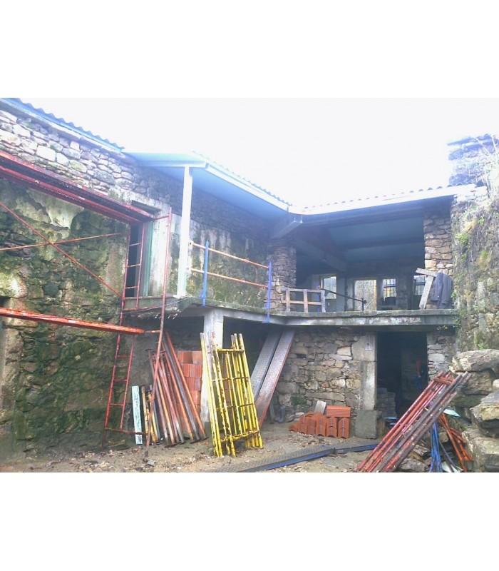 Casa para restaurar en caldas de reis campo lameiro - Casa para restaurar ...