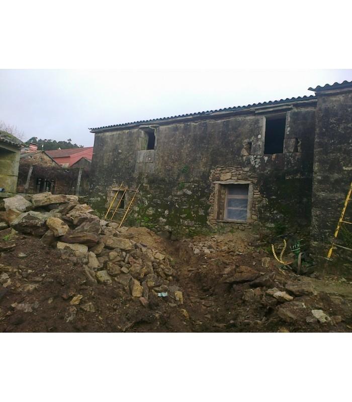 Casa para restaurar en caldas de reis campo lameiro - Casas para restaurar en pontevedra ...