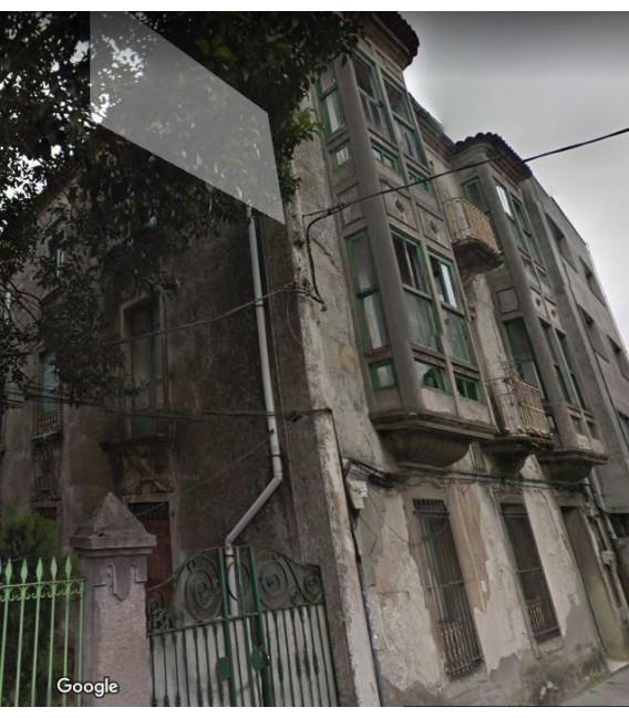 EDIFICIO EN VENTA PARA REHABILITAR EN PONTEVEDRA CIUDAD