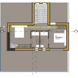 CHALET EN CONSTRUCCIÓN EN LOURIDO-POIO