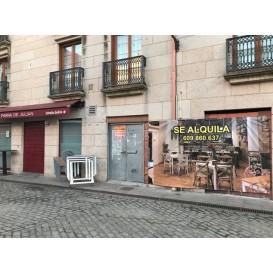 Alquiler Local Comercial HAMBURGUESERÍA en Vilagarcía de Arousa