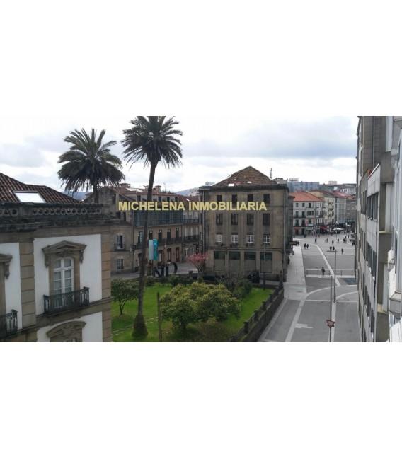 VENTA DE PISO EN PONTEVEDRA (ZONA AYUNTAMIENTO)