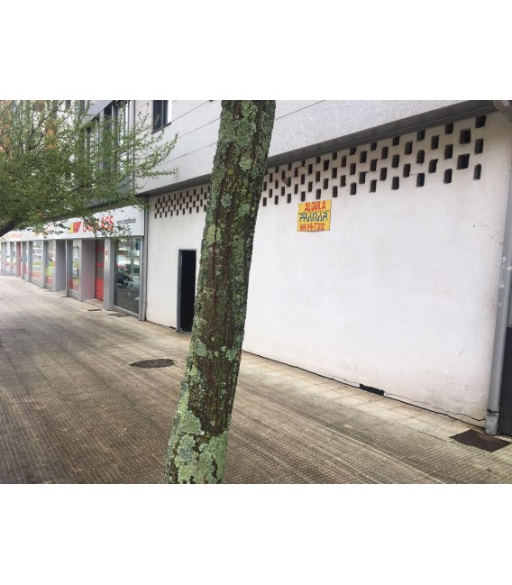 Alquiler de Local Comercial en Pontevedra - A Parda: Estrada / Juan Carlos I