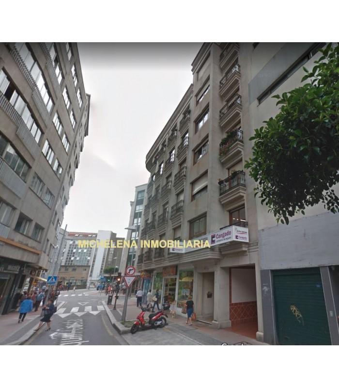 Venta de plaza de garaje amplia en pontevedra centro - Comprar plaza de garaje ...