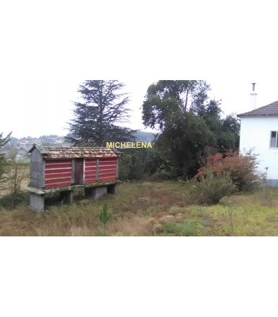 Venta de Casa con finca de 80.000 M2 en Moraña
